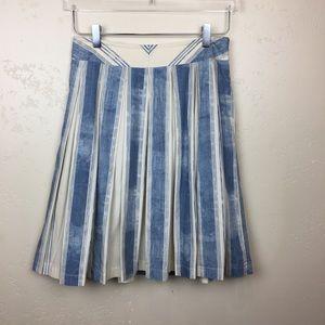 Maeve Pleated Skirt size 2